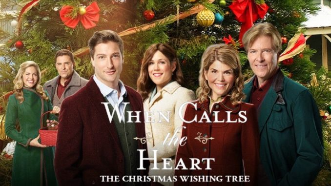 When Calls The Heart The Christmas Wishing Tree.When Calls The Heart The Christmas Wishing Tree Hallmark