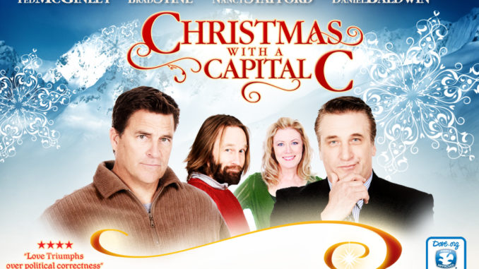 Christmas With A Capital C.Christmas With A Capital C Streaming Pisgah View